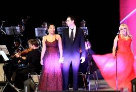 Солисты Сити опера с большим успехом выступили в Большом концертном зале Академии наук